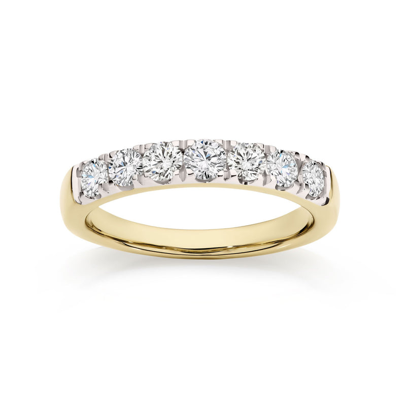 9Ct Yellow Gold 1.00Ct Diamond Ring