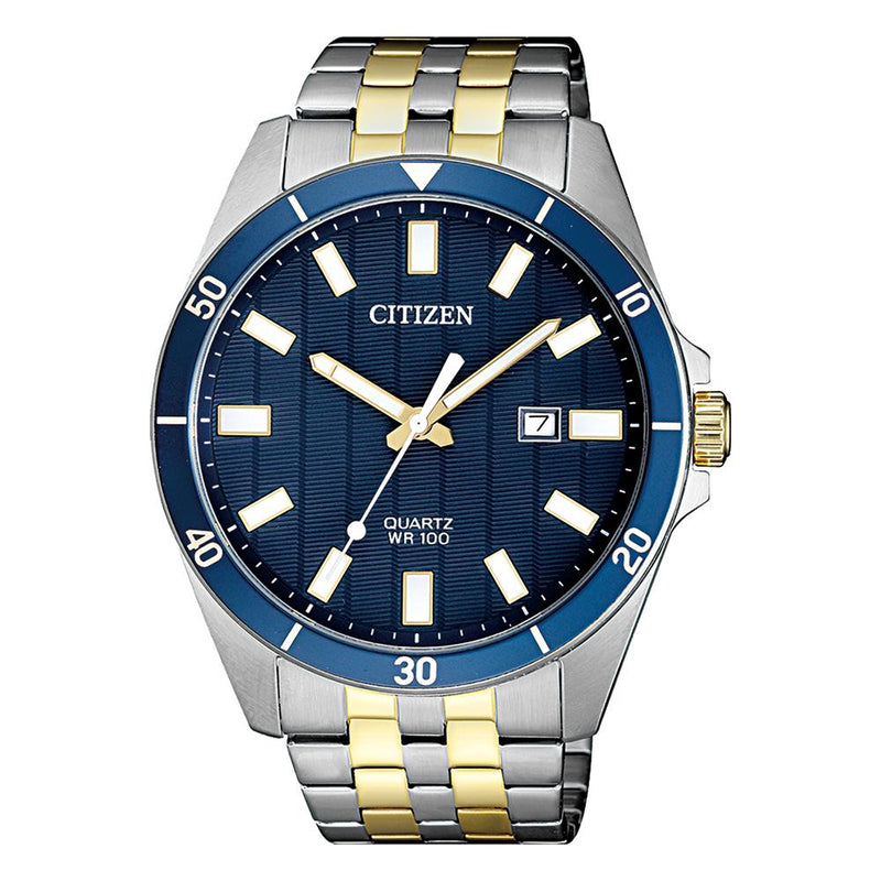 Citizens Men's Two Tone Dress Watch BI5054-53L