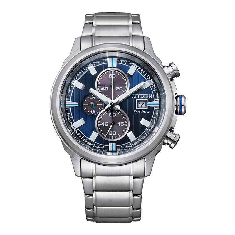 Citizen Men's Eco-Drive Chronograph Watch CA0731-82L