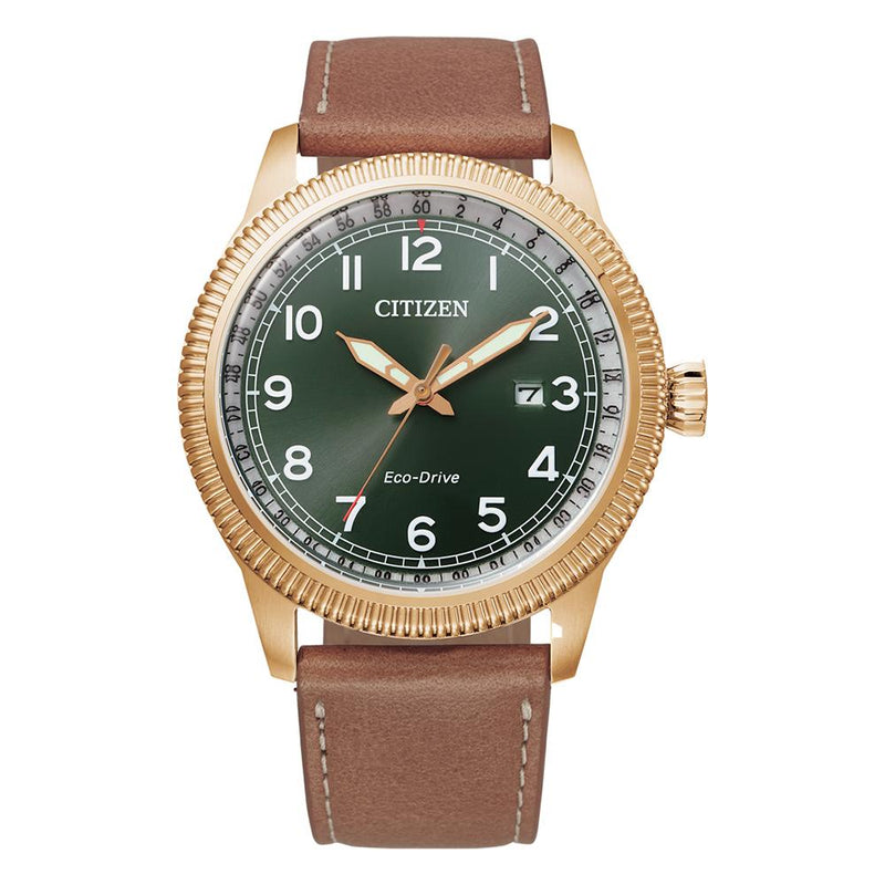 Citizens Men's Eco-Drive Dress Watch BM7483-15X