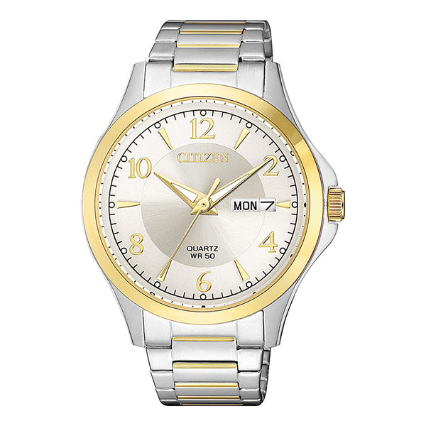 Citizens Men's Two Tone Dress Watch BF2005-54A
