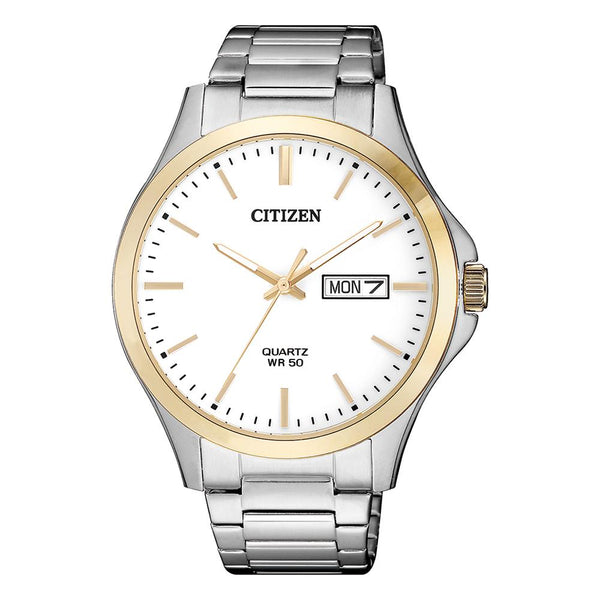 Citizens Men's Two Tone Dress Watch BF2006-86A