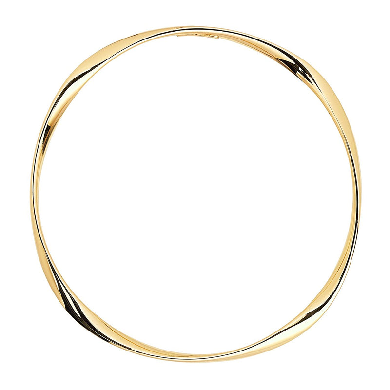 Najo - Garden of Eden Bangle Yellow Gold