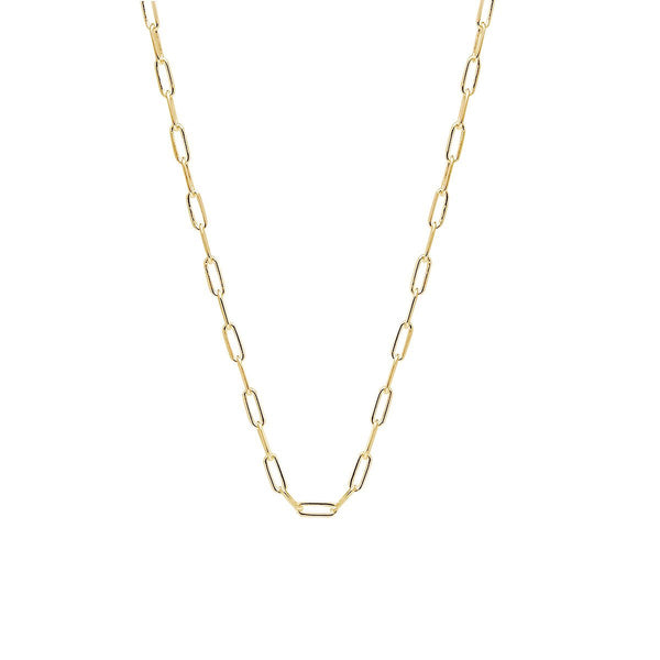 Najo Small Vista Gold Chain Necklace
