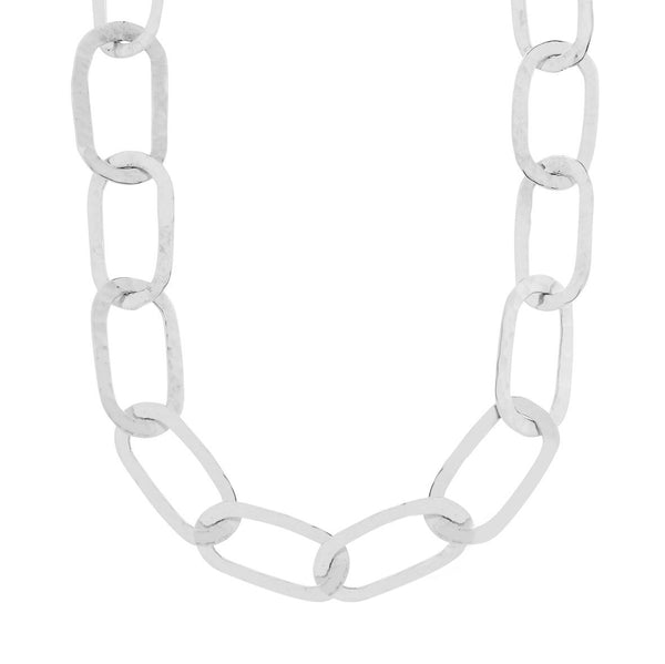 Najo Sterling Silver Georgina Necklace