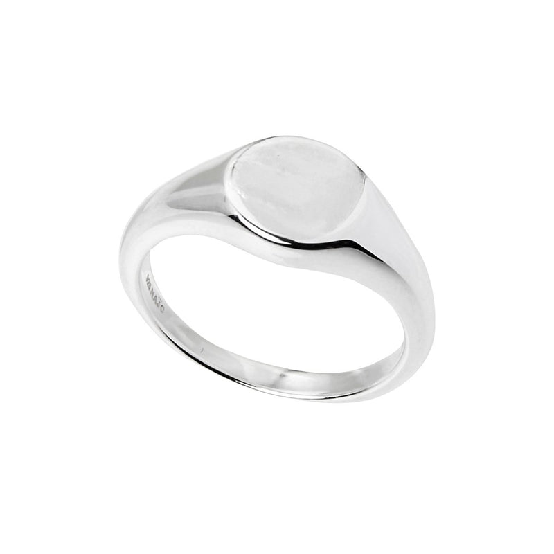 Najo Sterling Silver Promise Ring