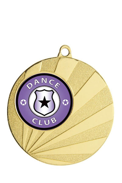 Sunrise Medal - Avail in Gold, Silver & Bronze