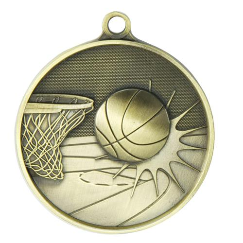 SUPREME Basketball Medals - avail in 3 colours