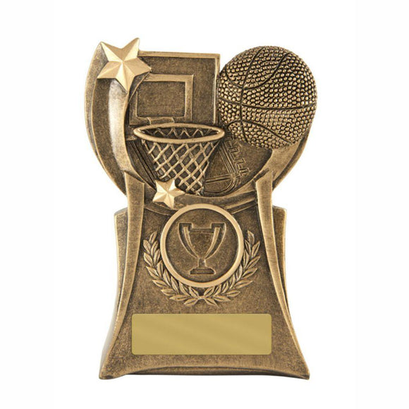 PHOENIX SERIES Basketball Trophies - Avail in 3 sizes