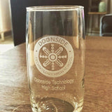 Corporate - Hi Ball Tumbler Engraved Personalised Glasses Engrave Works