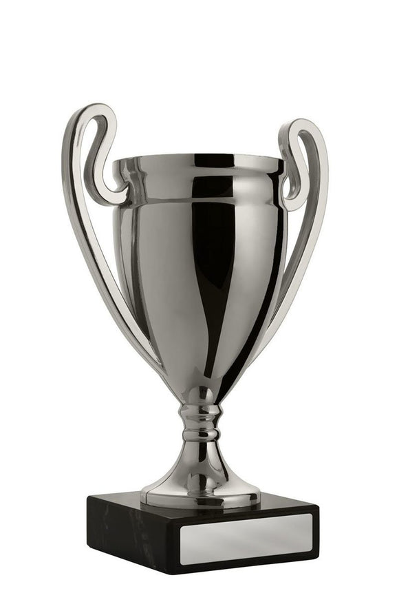 Silver Cup Dance Trophies D17-1709 - Avail in 4 sizes