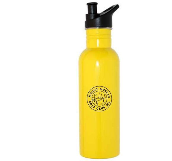 Promotional Stainless Steel Drink Bottles 750ml - printed