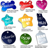 Engraved Designer Pet ID Tags Engrave Works