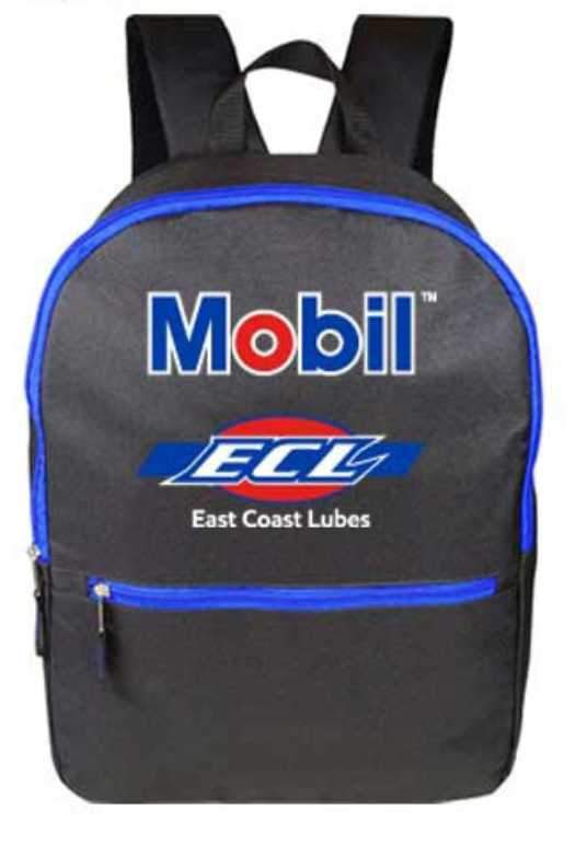 Promotional Backpacks- printed Personalised Gifts Engrave Works