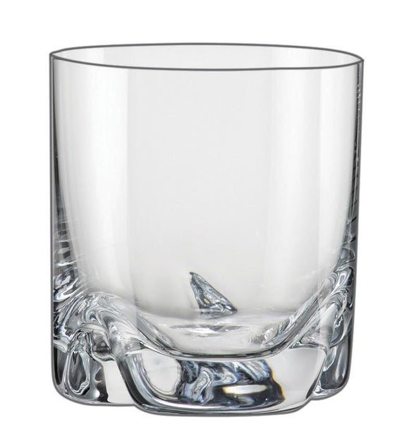 Bohemia Crystal Glassware - Bohemia Crystal Bar Trio Tumblers 4 Pack With Engraving
