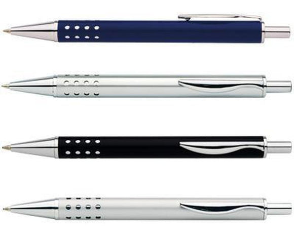 Personalised Gifts - Engraved Concerto Metal Pens