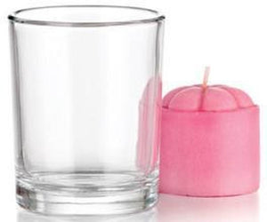 Personalised Glasses - Engraved Candle Holders