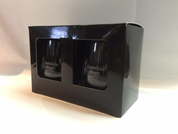 Personalised Glasses - Engraved Glass Gift Sets