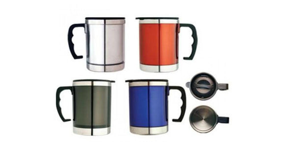 PROMOTIONAL DRINK WARES - M04 Travel Mugs