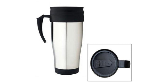 PROMOTIONAL DRINK WARES - M07 Travel Mugs