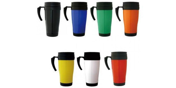 PROMOTIONAL DRINK WARES - M11 Travel Mugs