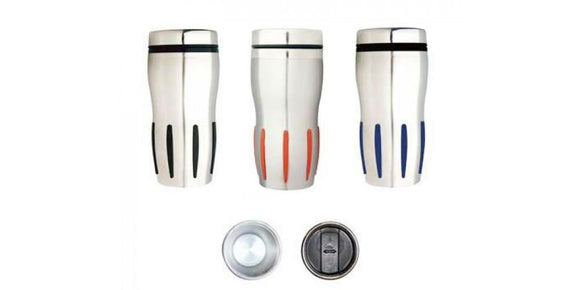 PROMOTIONAL DRINK WARES - M13 Travel Mugs