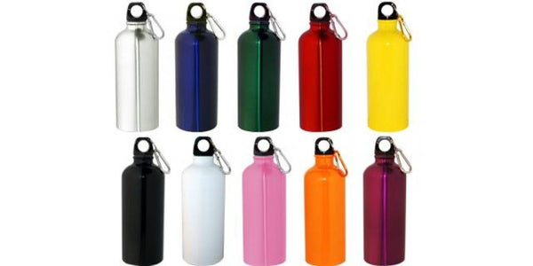PROMOTIONAL DRINK WARES - M17 Stainless Steel Bottle 600ML