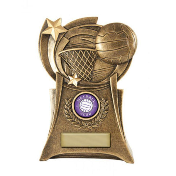 Trophies And Awards - PHOENIX Netball Trophies - Avail In 3 Sizes