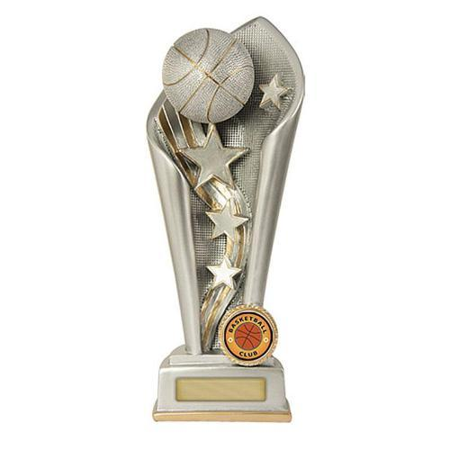 Trophies And Awards - RAPTOR Basketball Trophies - Avail In 5 Sizes