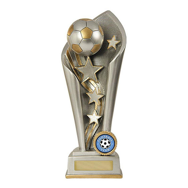 Trophies And Awards - RAPTOR Football - Soccer Trophies 225mm [612/9E]