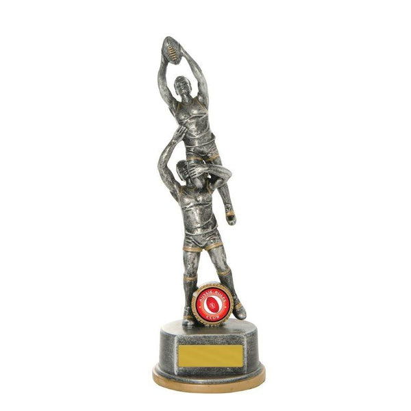 Trophies And Awards - SPECKIE Aussie Rules Trophies 275mm [764S/3C]