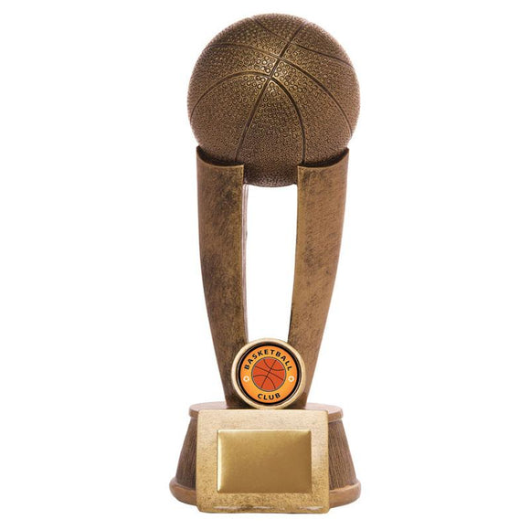 Trophies And Awards - V-SERIES Basketball Trophies - Avail In 3 Sizes