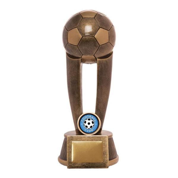 Trophies And Awards - V-SERIES Football - Soccer Trophies 200mm [736/9C]