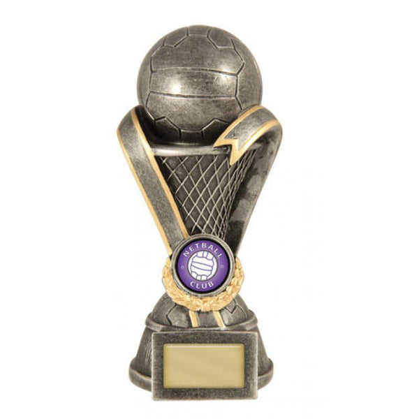 Trophies And Awards - WINNER SERIES Netball Trophies - Avail In 3 Sizes