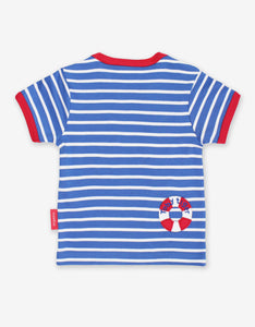 Seaside Applique SS T-Shirt