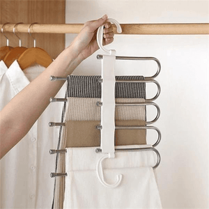 Multi-functional Pants Rack(Halloween promotion 50% OFF)