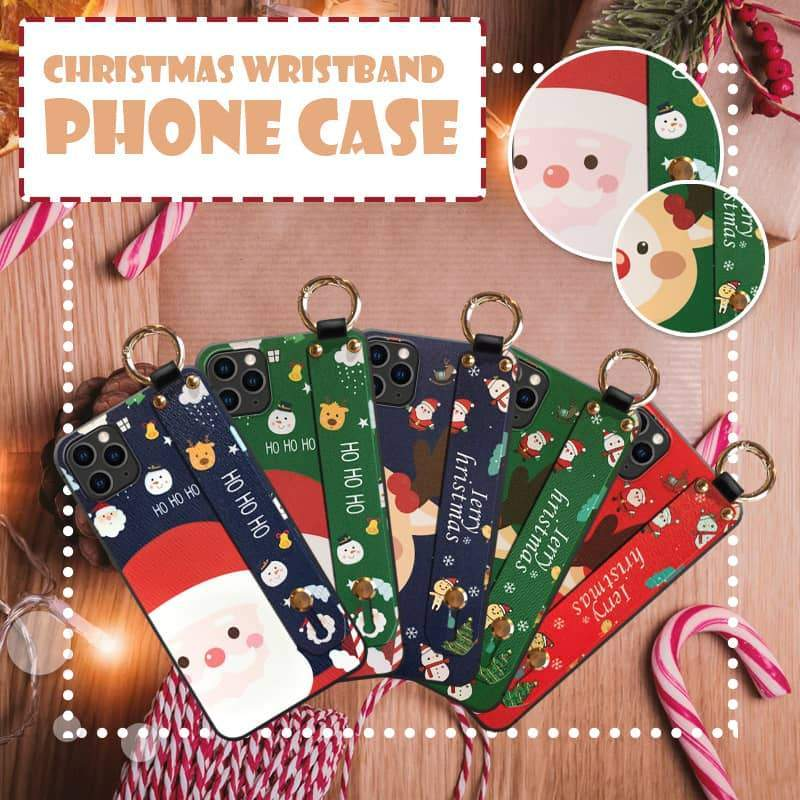 Christmas Wristband Phone Case(50% OFF!! )