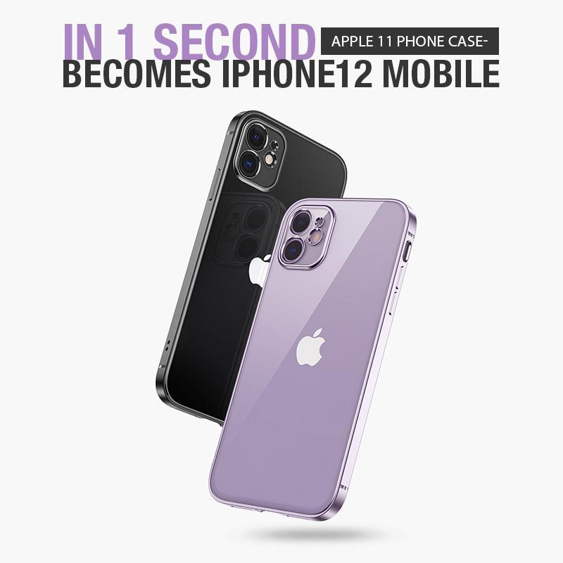 Becomes IPhone12 Mobile in 1 Second