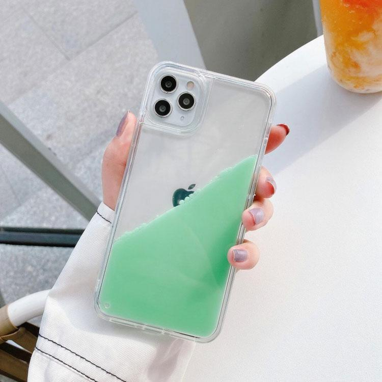🔥Christmas Big Sale🔥(ON SALE AT 60%OFF)iphone Juice quicksand mobile phone case