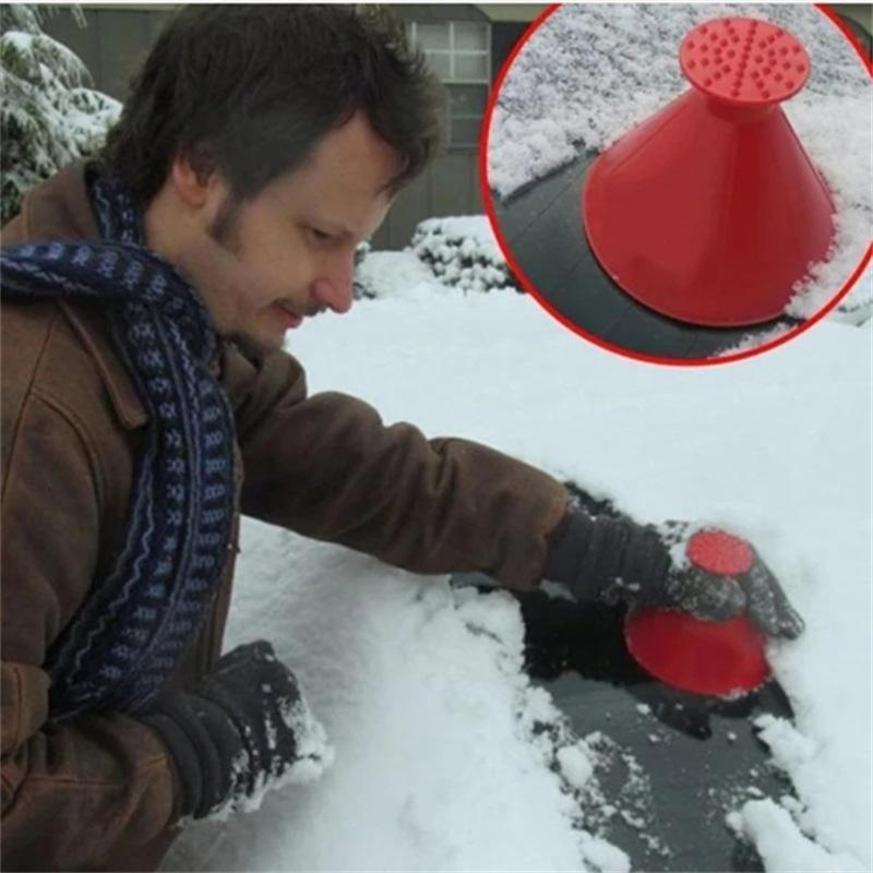 Winter Essential - Magical Car Ice Scraper