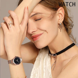 50% OFF- Starry Sky Watch Perfect Gift Idea