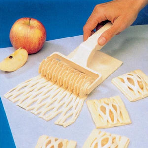 (💥Christmas Promotion-50% OFF) Pastry Lattice Roller Cutter