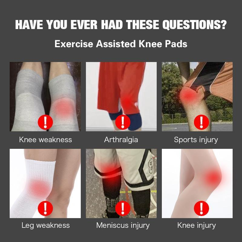 Exercise Assisted Knee Pads(Free Shipping)