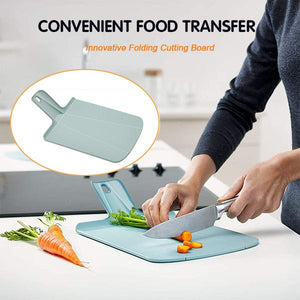 Foldable Plastic Cutting Board