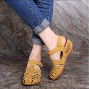 (50%-OFF TODAY)New Retro Leather Sandals