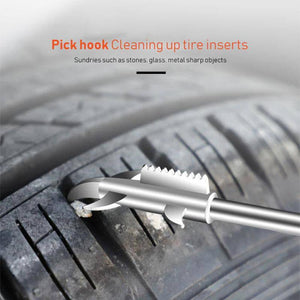 Tyre Cleaning Hook