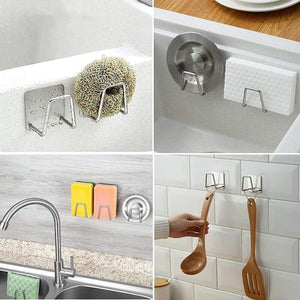 Stainless Steel Sponge Caddy