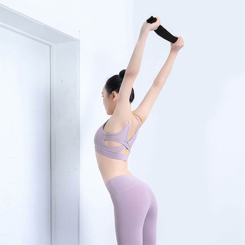 Yoga Stretching Rehabilitation Training Strap