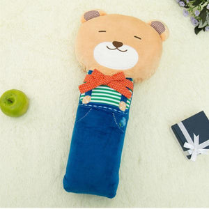 Cartoon Car Seat Belt Pillow