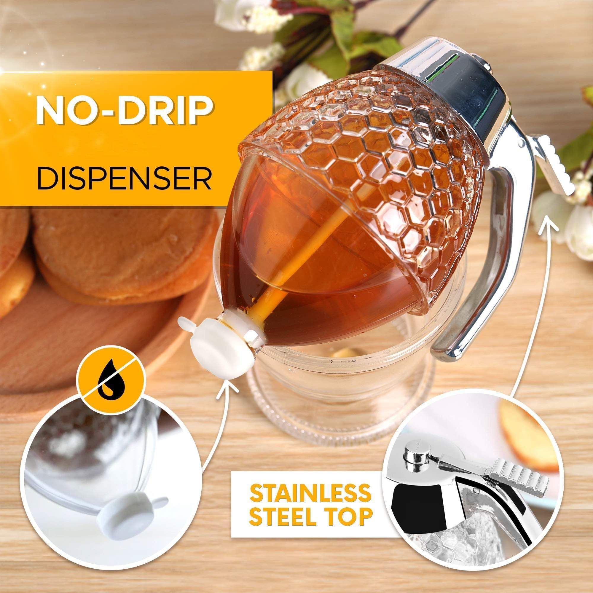 Honey Syrup Dispenser